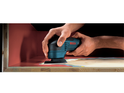 Model: Orbital Detail Sander Kit