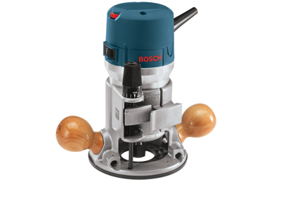 Model: 2.25 HP Electronic Variable-Speed Fixed-Base Router 1617EVS