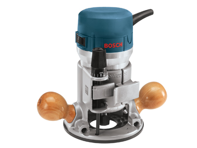 Model: 2 HP Single-Speed Fixed-Base Router 1617