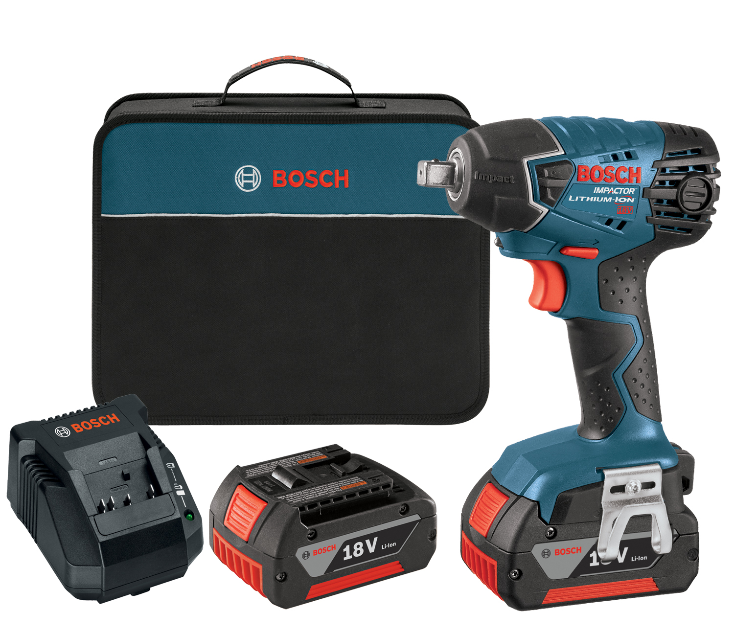 Model: 1/2 In. 18 V Impact Wrench 24618