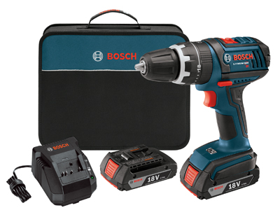 Model: 18 V Compact Tough™ Hammer Drill/Driver