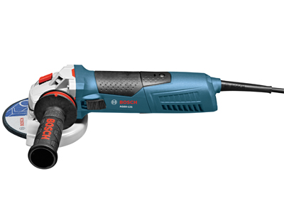 Model: 6 In. High-Performance Angle Grinder AG60-125-RT