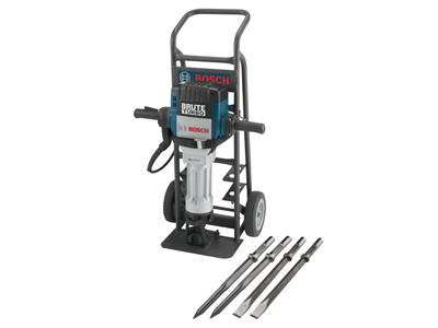 Model: BH2770VCD 120V 1-1/8 Hex Brute Turbo - Deluxe kit