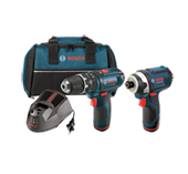 Bosch 12v Cordless Combo Kit Cat Image