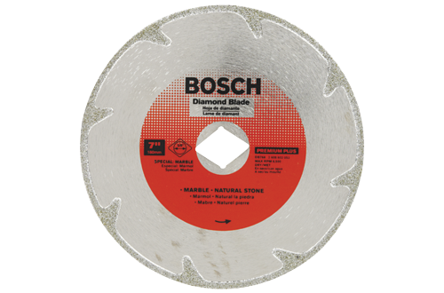 Bosch 7 In. Continuous Rim Diamond Blade DB768