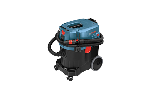Bosch 9-Gallon Dust Extractor VAC090S – 9-Gallon Dust Extractor with Semi-Auto Filter Clean