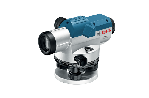 Bosch 32x Automatic Optical Level GOL32 (EN)