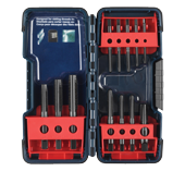 Bosch Black Oxide Tap and Die Sets