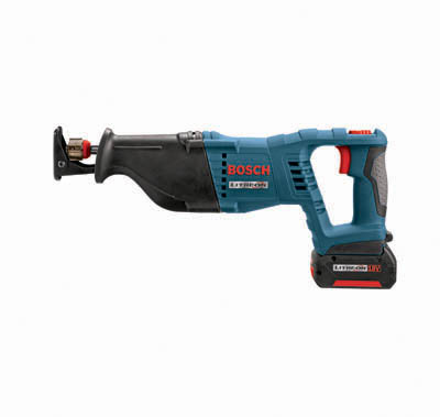 Bosch Cordless Reciprocating Saw CRS180K