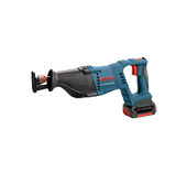 Bosch Cordless Reciprocating Saw CRS180K, Lithium-Ion 18V Reciprocating Saw, 18V Li_