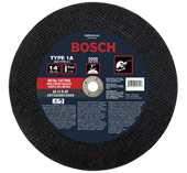 Bosch Cutting Wheel CWPS1M1400