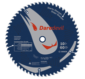 Bosch Daredevil™ Table and Miter Saw Blades, Table and M_