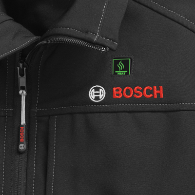 Bosch Heated Jacket PSJ120_switch_green