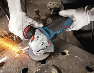 Bosch High-Performance Angle Grinder AG60-125