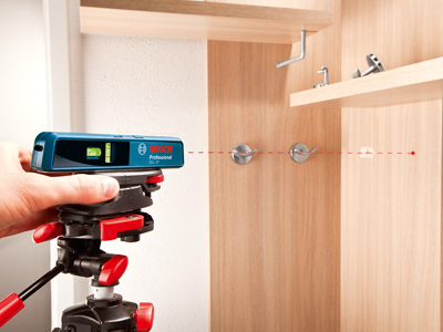 Bosch Line and Point Laser GLL 1P Closet (EN)