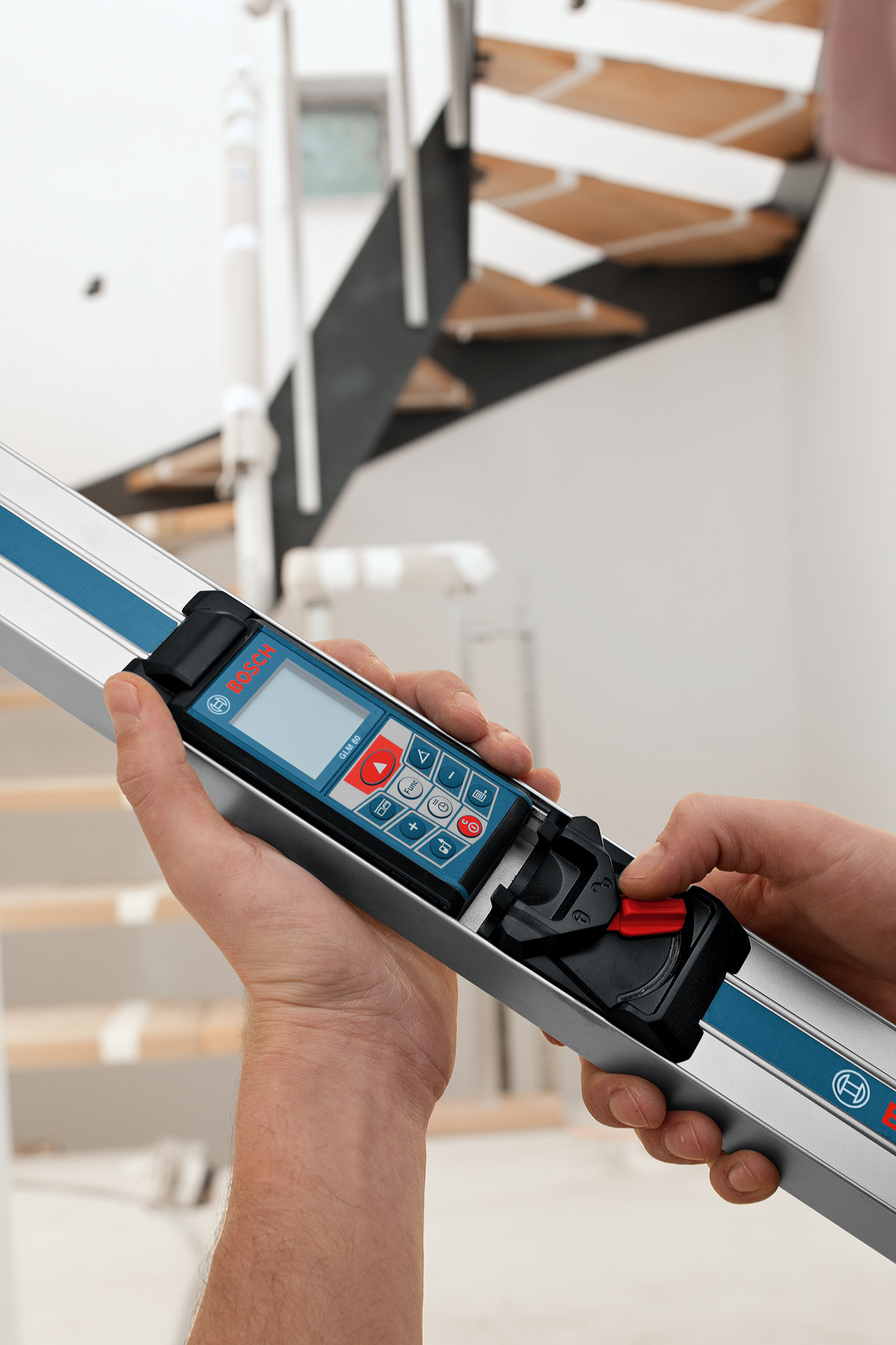 Bosch Level R 60 + GLM 80 Application