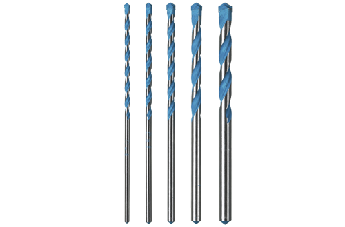 Bosch Multi-Construction™ Drill Bit Set MC500
