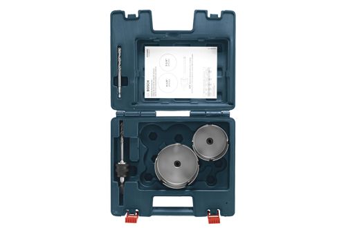 Bosch MultiConstruction™ Hole Saw Set HTC5HPC