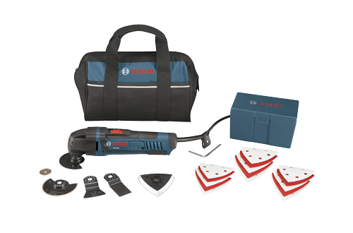 Bosch Oscillating Multi-Tool Kit MX25EC-21