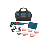 Bosch Oscillating Multi-Tool Kit MX30EC-31 (Update)