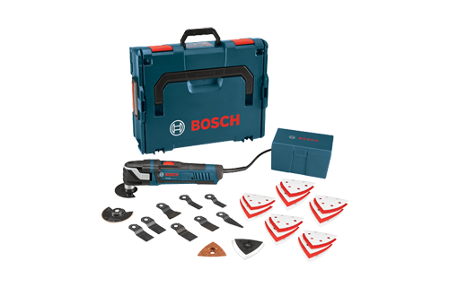 Bosch Oscillating Tool MX30EL-37, Oscillating Multi-Tools