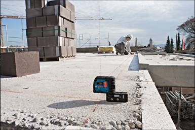 Bosch Self Leveling Alignment Laser GPL5
