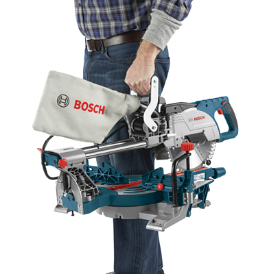 Bosch Sliding Compound Miter Saw CM8S Carry