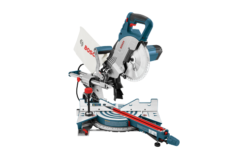 Bosch Sliding Compound Miter Saw CM8S Hero