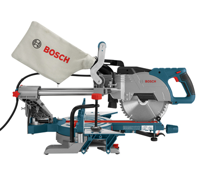 Bosch Sliding Compound Miter Saw CM8S profile