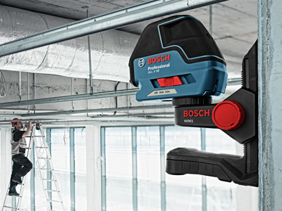 Bosch Three Line Laser with Layout Beam GLL 3-50_Drop Ceiling LR2