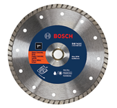 Bosch Turbo Rim Diamond Abrasive Blades