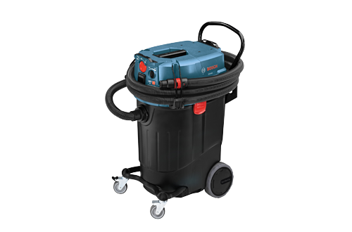 Bosch VAC140A – 14-Gallon Dust Extractor with Auto Filter Clean