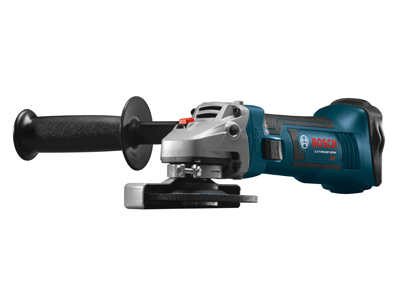 Model: 4-1/2 In. 18 V Cordless Angle Grinder CAG180