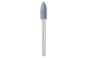 Dremel 1_4 In. Rubber Polishing Cone Point Rubber Polishing Points, 462