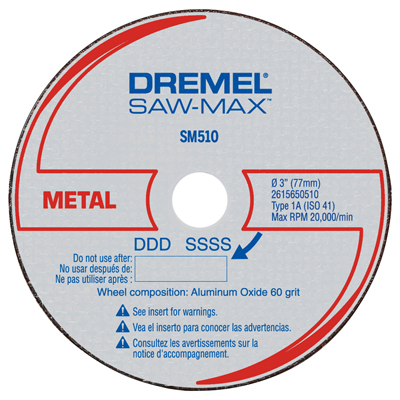 Dremel Cut-Off Wheel SM510