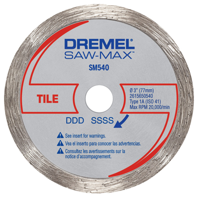 Dremel Cut-Off Wheel SM540