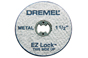 Dremel EZ Lock Metal Wheel EZ456