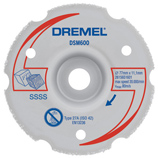 http://mdm.boschwebservices.com/files/Dremel Flush Cut Carbide Wheel DSM600-RW (AU, EN, ES) r38838v15.jpg