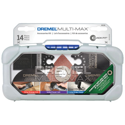 Dremel Multi Max Accessory Kit MM388