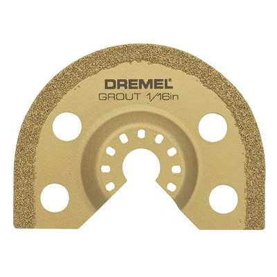 Dremel Oscillating Tool Blade Grout Removal, MM501