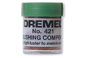 http://mdm.boschwebservices.com/files/Dremel Polishing Compound Polishing Compound, 421 (EN) r19791v15.jpg