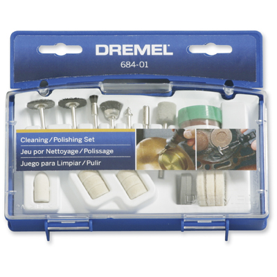 684-01 Cleaning/Polishing Accessory Set