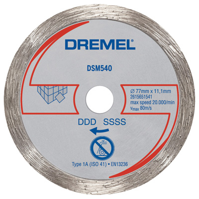 DSM540 Tile Diamond Wheel
