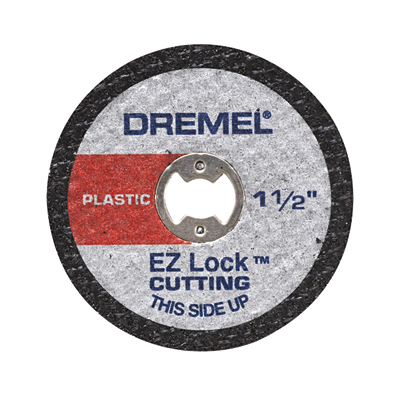 "EZ476 EZ Lock™ 1-1/2"" Cut-off Wheels (5 Pack)"