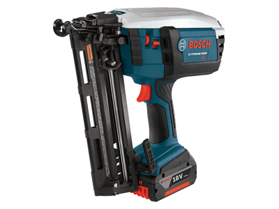 Model: 18 V 16 Gauge Straight Finish Nailer FNH180
