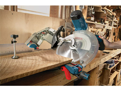 Model: 12 In. Dual-Bevel Glide Miter Saw