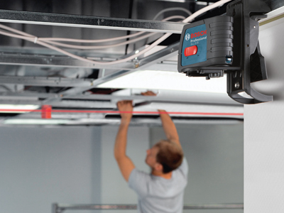 Model: Self-Leveling Cross-Line Laser_GLL 2-15_Drop Ceilings