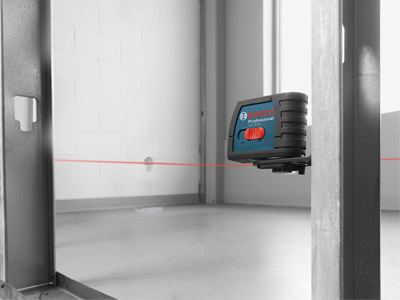 Model: Self-Leveling Cross-Line Laser_GLL 2-15_Horizontal Line