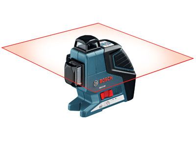 Model: 360-Degree 3-Plane Leveling and Alignment Line Laser