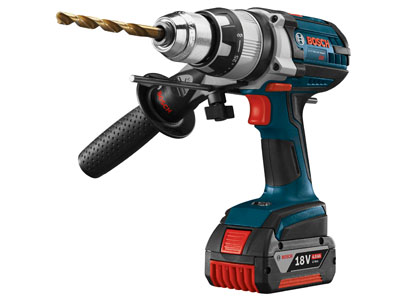 Model: 18 V Brute Tough™ Hammer Drill Driver with Active Response Technology